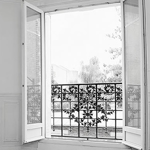 Double French Doors