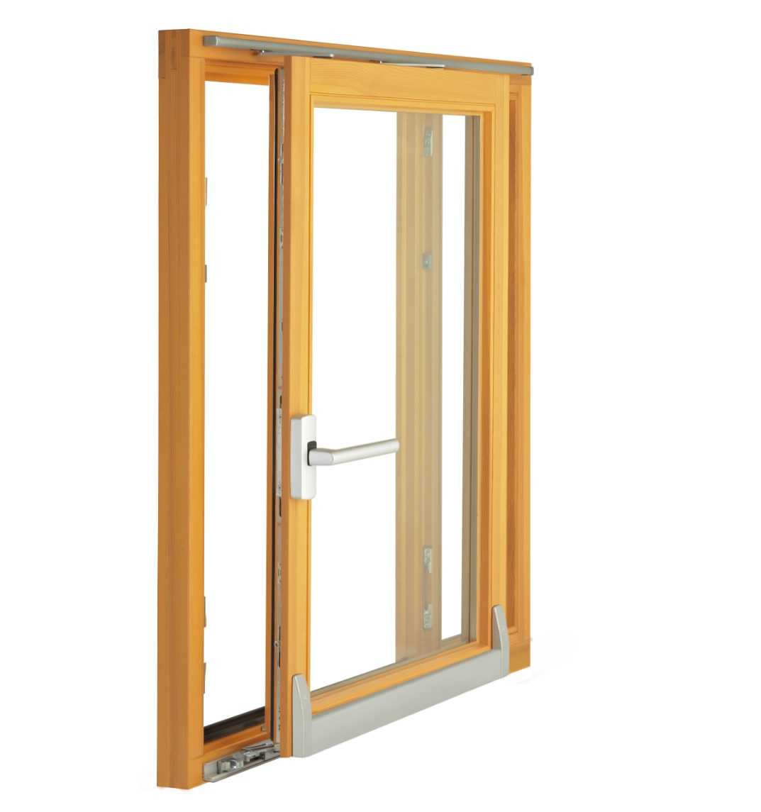 Timber Tilt and Slide Doors