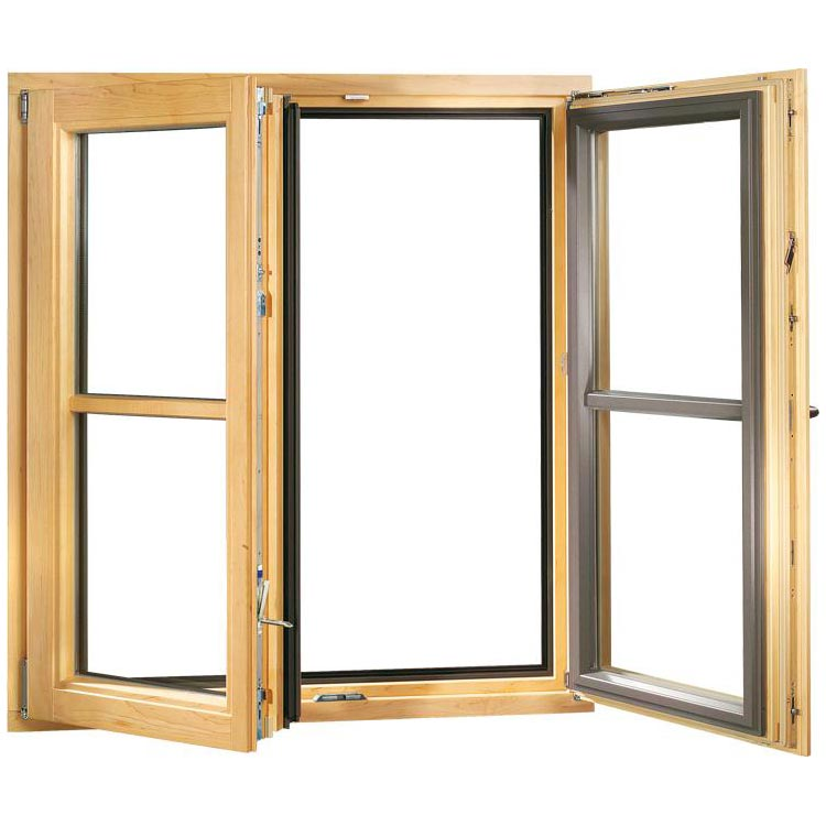 Aluclad Timber Windows