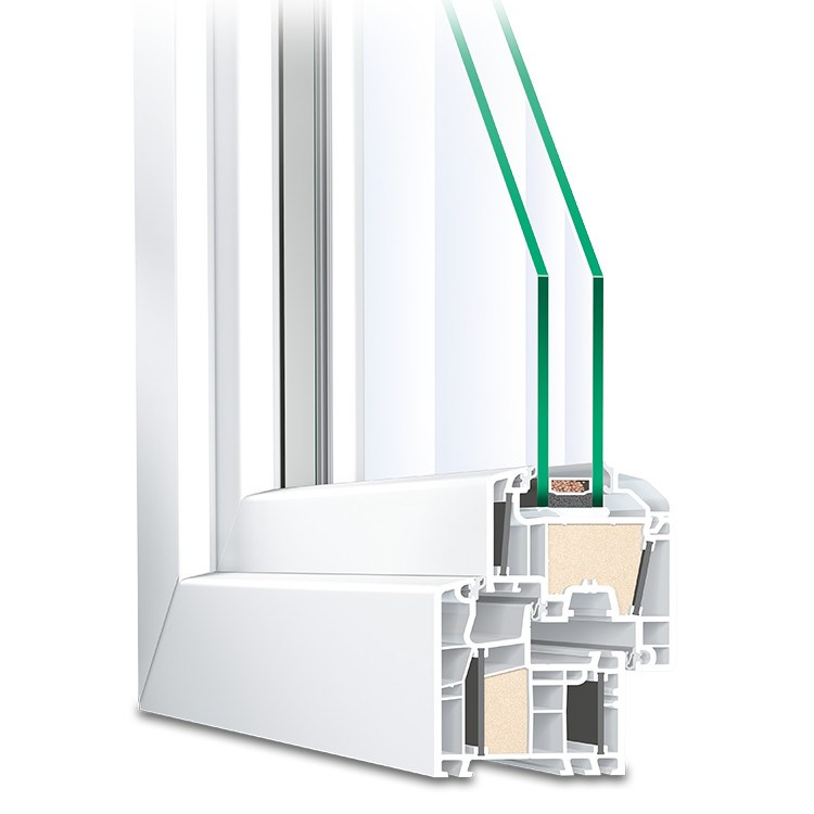 Energeto 5000ED Window Profile