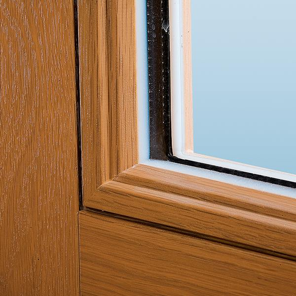 Timber Windows Interior Details