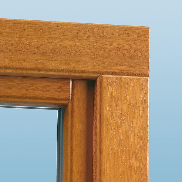 Timber Windows Exterior Details